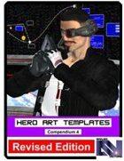 Hero Art Templates Compendium 4