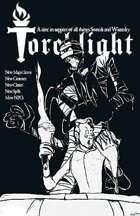 Torchlight Zine - Premiere Issue