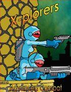 X-plorers RPG Advanced Combat