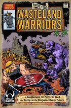Fistful of Lead: Wasteland Warriors