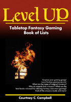 Level UP: A Book of Fantasy Gaming Lists