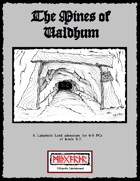 (MELL007) The Mines of Valdhum