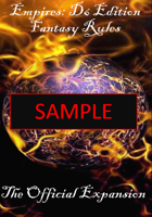 Empires: D6 Fantasy Sample