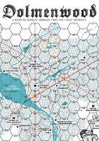 Dolmenwood Referee's Map