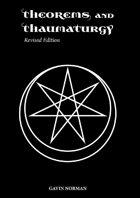 Theorems & Thaumaturgy Revised Edition (No Art)