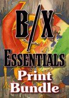 B/X Essentials Premium Print Bundle [BUNDLE]