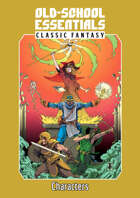 Old-School Essentials Classic Fantasy: Genre Rules