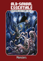 Old-School Essentials Advanced Fantasy: Monsters