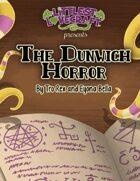 Littlest Lovecraft: The Dunwich Horror