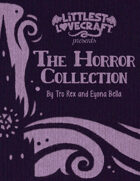 Littlest Lovecraft: The Horror Collection
