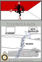 2-4 Cavalry Book 4: Thunder Run
