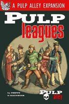 Pulp Alley: Pulp Leagues - PDF
