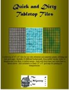 Quick and Dirty Tabletop Tiles