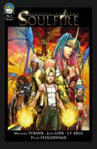Soulfire Vol. 1: The Definitive Edition