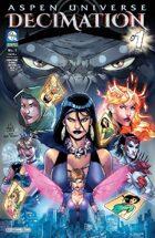 Aspen Universe: Decimation #1