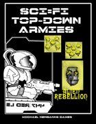 Sci-Fi TopDowns 15mm AlienReb