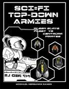 Sci-Fi TopDowns 15mm KleshSlavers