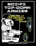 Sci-Fi TopDowns Tarcom vs Telegran