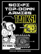 Sci-Fi TopDowns TANKS! 2
