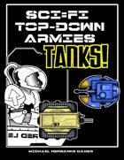 Sci-Fi TopDowns TANKS! 3