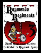 Raymonds Regiments 3
