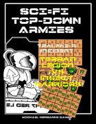Sci-Fi TopDowns 15mm Tralfaz 9 incident