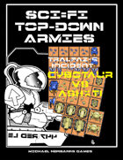 Sci-Fi TopDowns 15mm Tralfaz 9 incident 2