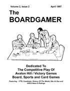 The Boardgamer Magazine - Volume 2, Issue 2