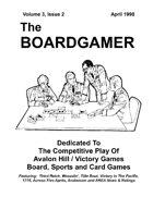 The Boardgamer Magazine - Volume 3, Issue 2