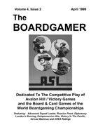 The Boardgamer Magazine - Volume 4, Issue 2