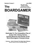 The Boardgamer Magazine - Volume 8, Issue 3