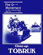 Fire & Movement - Issue 1