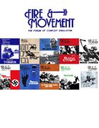 Fire & Movement Issues 1 to 10 [BUNDLE]