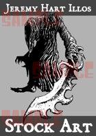 Wraith 2 Stock Art