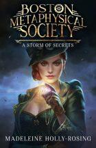 Boston Metaphysical Society: A Storm of Secrets