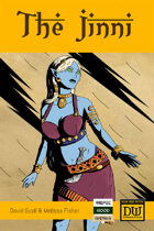 The Jinni - A Dungeon World Playbook