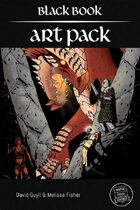 Black Book Art Pack