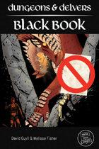 Dungeons & Delvers: Black Book (NO PARCHMENT)