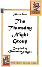 TEKUMEL®: Notes from the Thursday Night Group