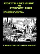 Storyteller's Guide to Starport Scum