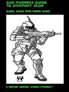 Gun Runners Guide to Starport Scum