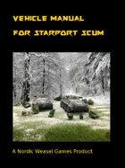 Starport Scum Vehicle Guide
