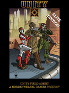Unity Field Agent Elite Edition