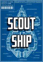 Shrike-class Scout Ship