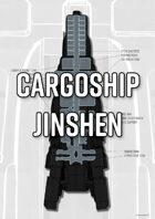 Cargo Ship - Jinshen