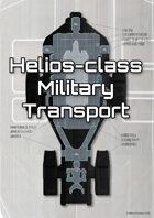 Helios Military Transport