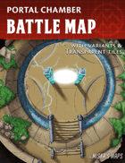 Portal Chamber Battlemaps