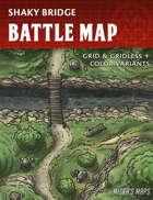 Shaky Bridge Battle Map