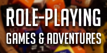 Role-playing games and adventures