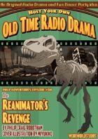 PA004 The Reanimator's Revenge